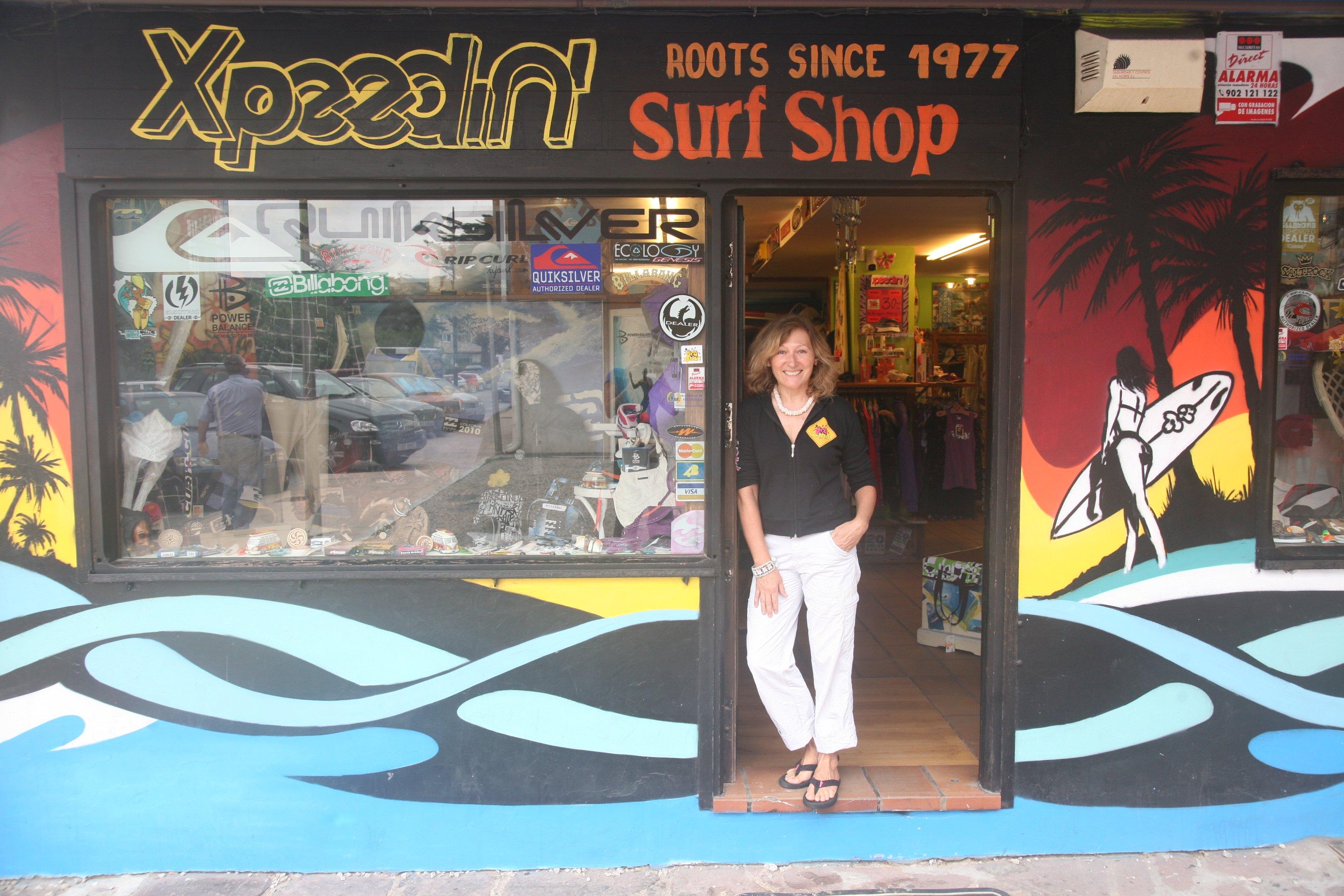 xpeedin surf shop